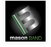 Mason Bands - Website Logo